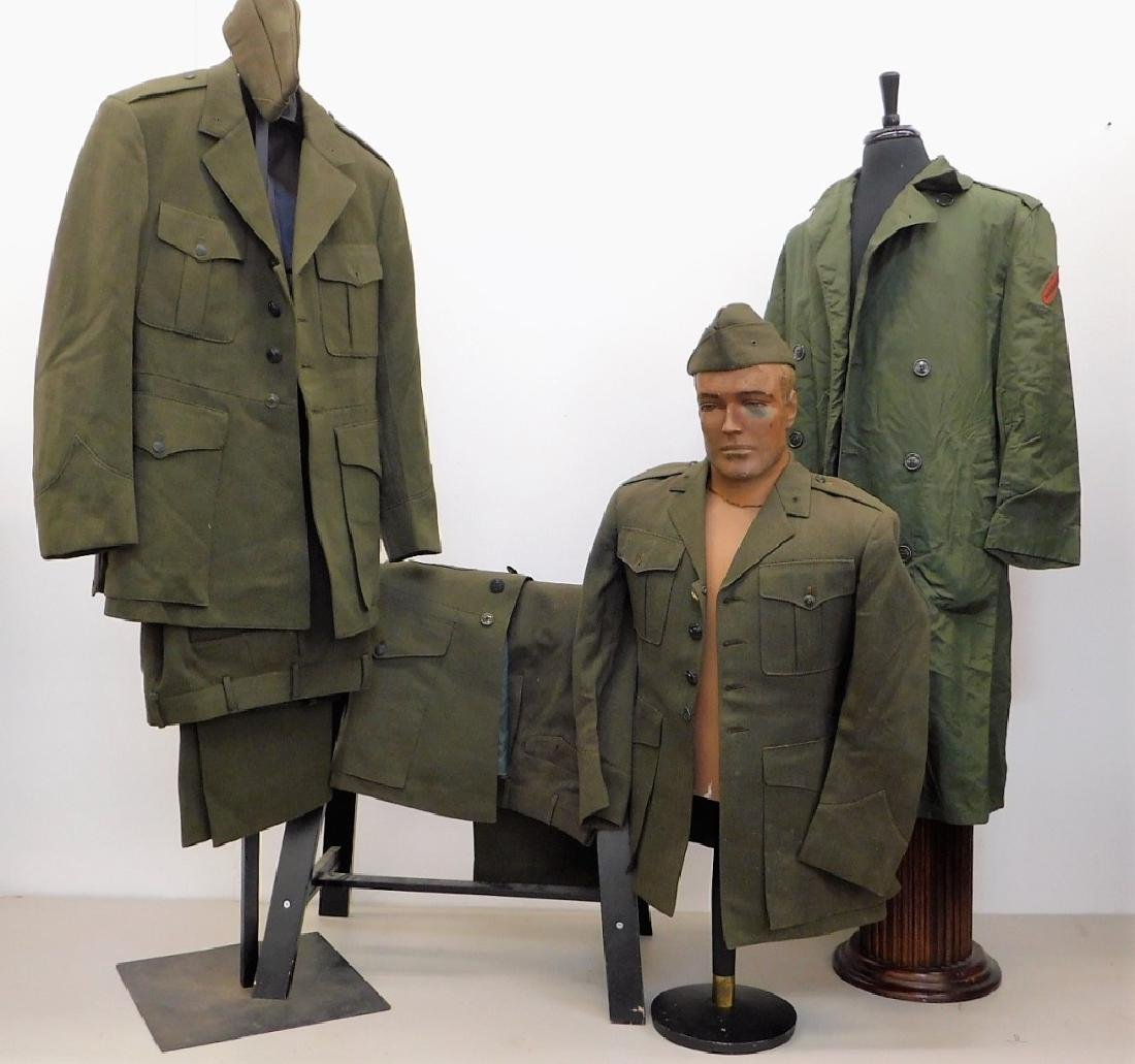 Korean War Era U.S. Marine Corps Dress Jackets