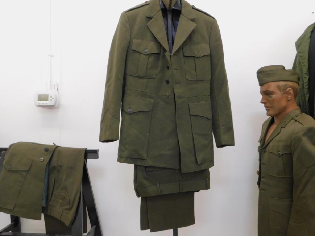 Korean War Era U.S. Marine Corps Dress Jackets - 6