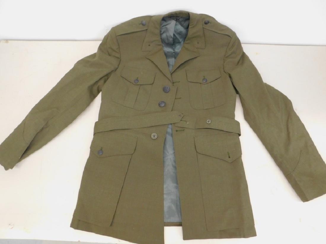 Korean War Era U.S. Marine Corps Dress Jackets - 9