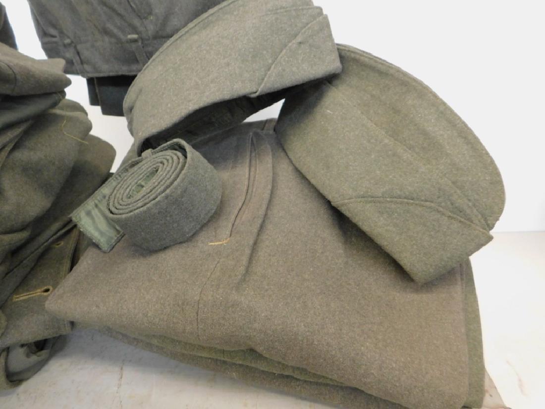 WWII U.S. Marine Corps Dress Uniforms (6) - 3