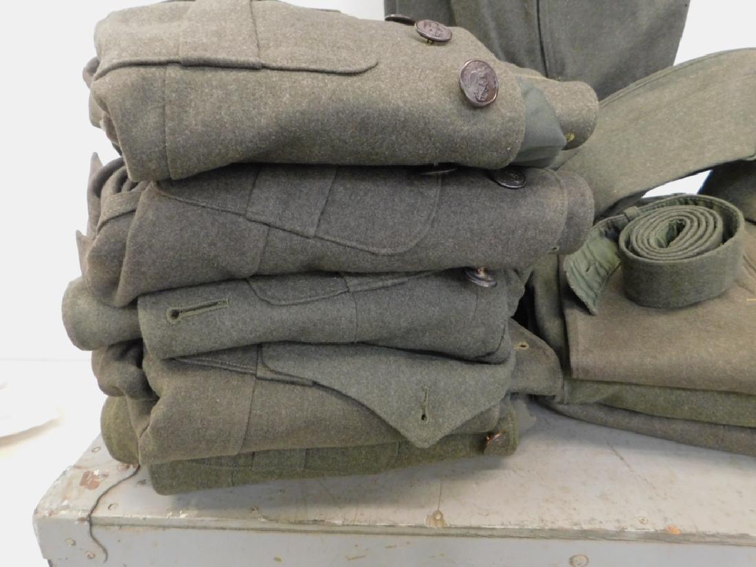 WWII U.S. Marine Corps Dress Uniforms (6) - 4