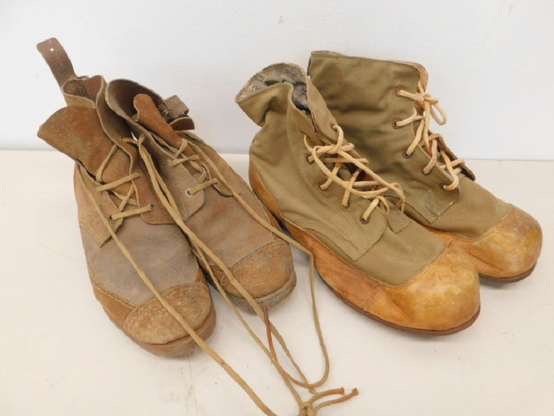WWII Japanese Military Jungle Combat Boots