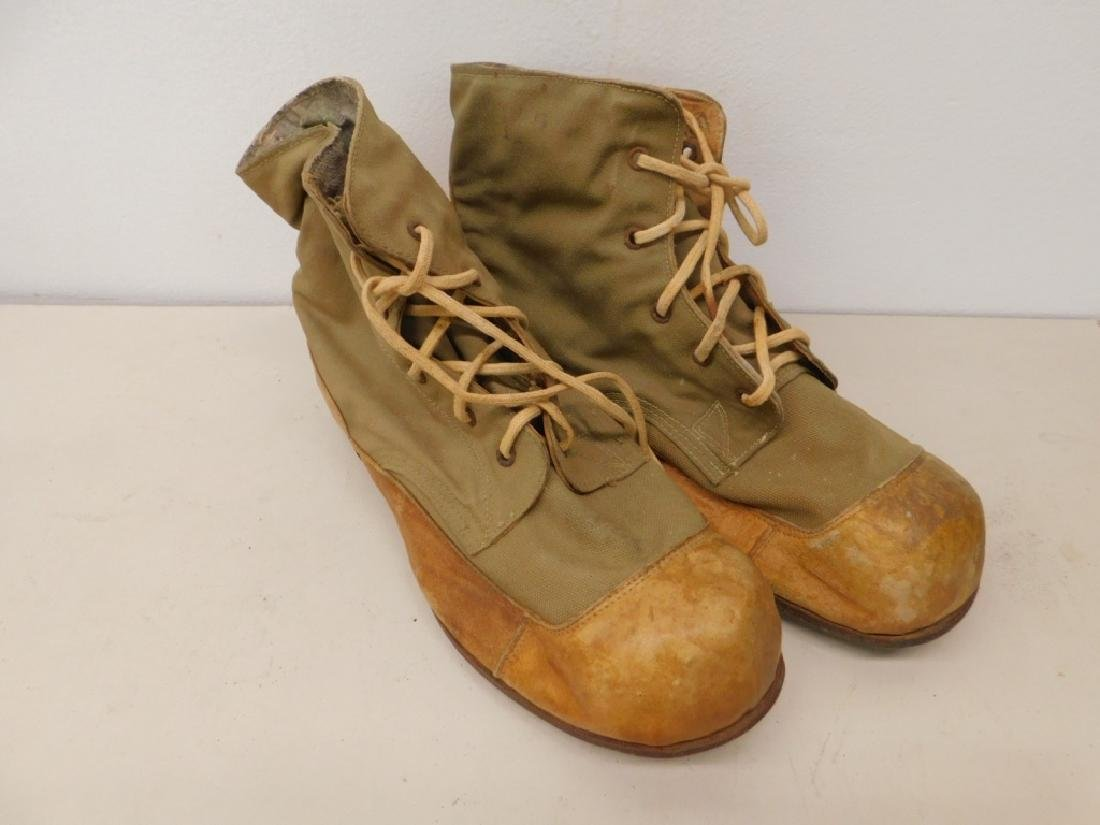 WWII Japanese Military Jungle Combat Boots - 2
