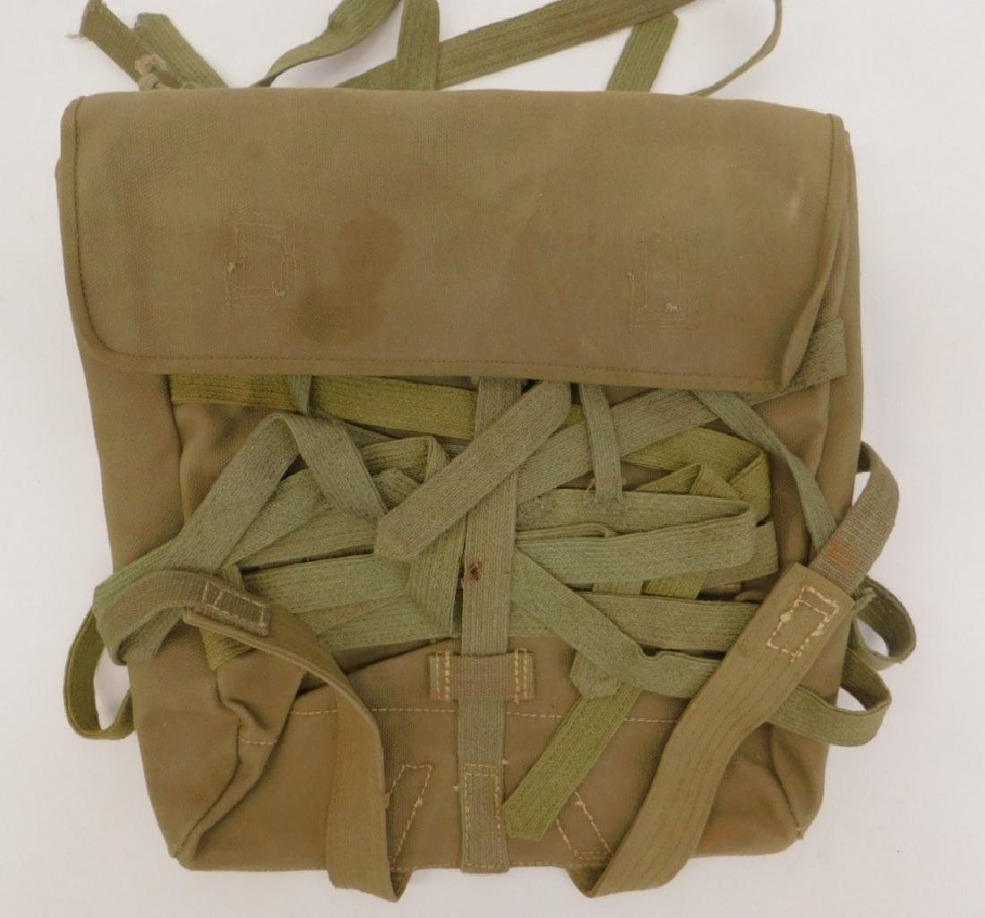 "WWII Japanese Army ""Octopus"" Back Pack"