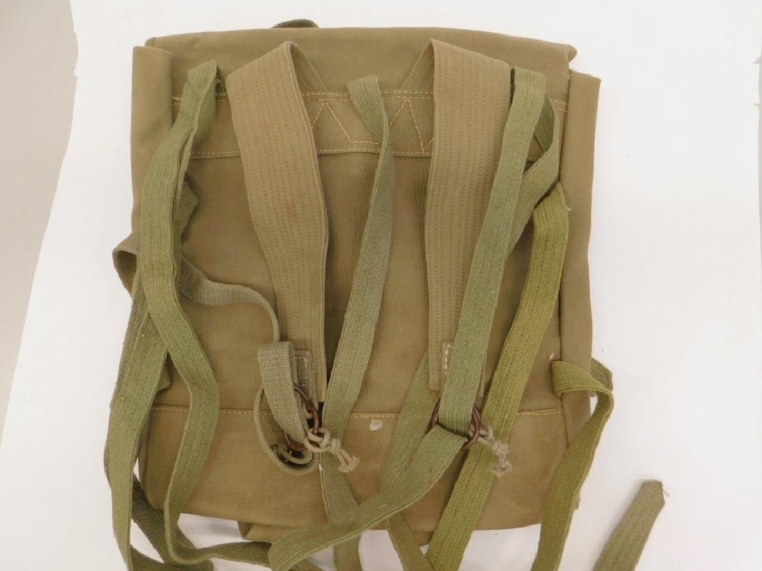 "WWII Japanese Army ""Octopus"" Back Pack - 3"