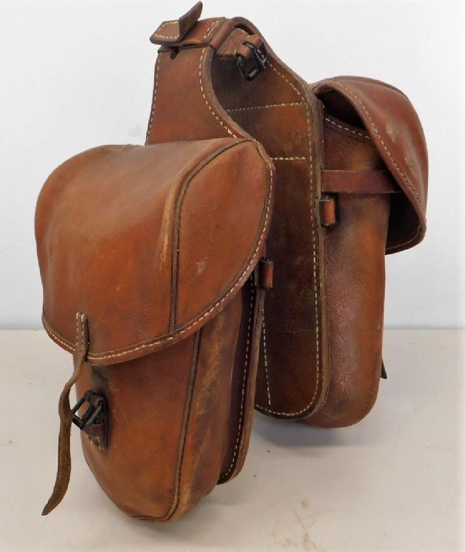 WWII Japanese Cavalry Saddlebags