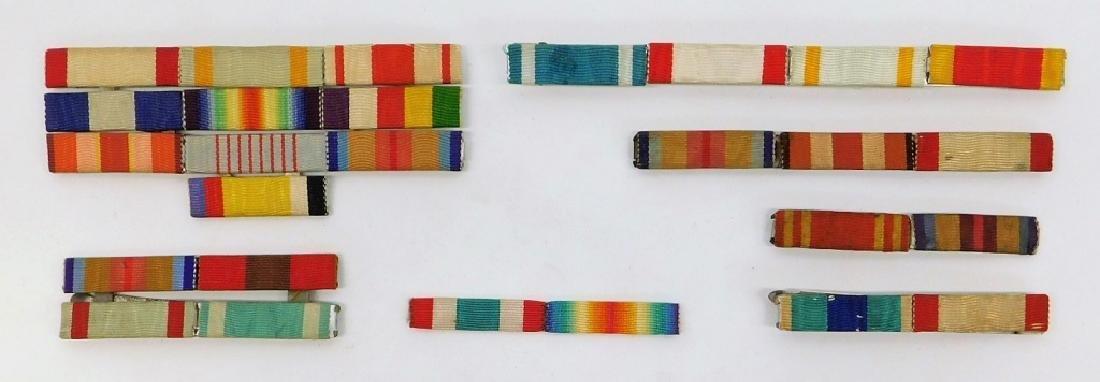 WWI - WWII Japanese Ribbon Bars