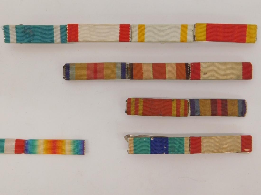 WWI - WWII Japanese Ribbon Bars - 3