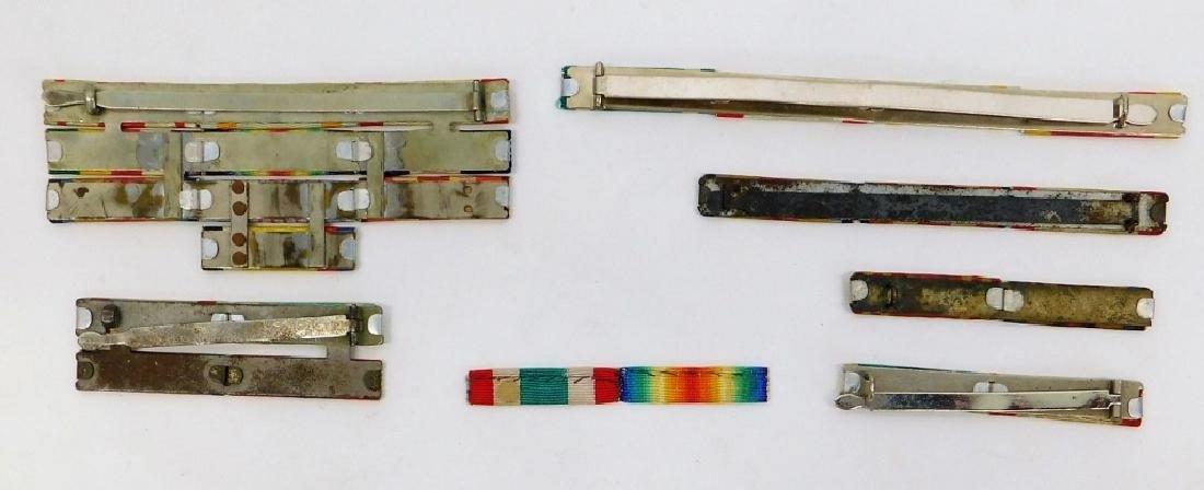 WWI - WWII Japanese Ribbon Bars - 4
