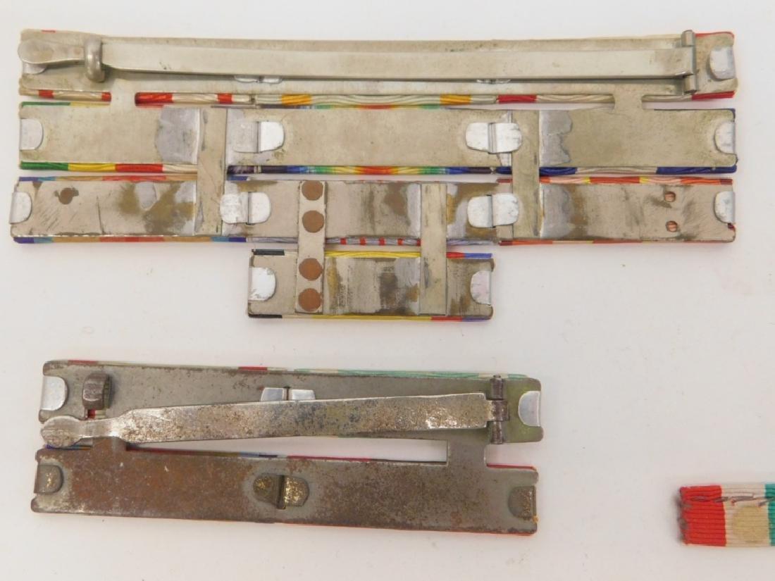 WWI - WWII Japanese Ribbon Bars - 5