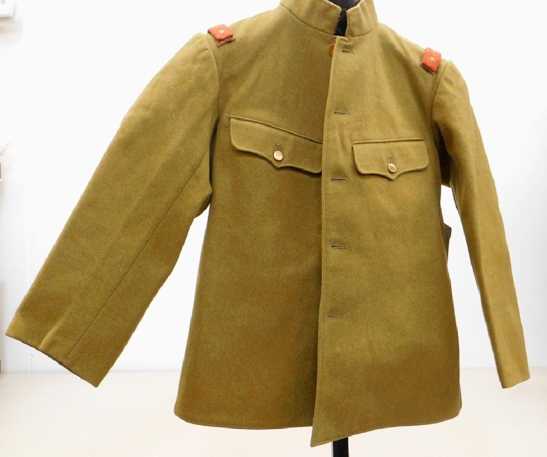 WWII Japanese M90 Tunic China Campaign