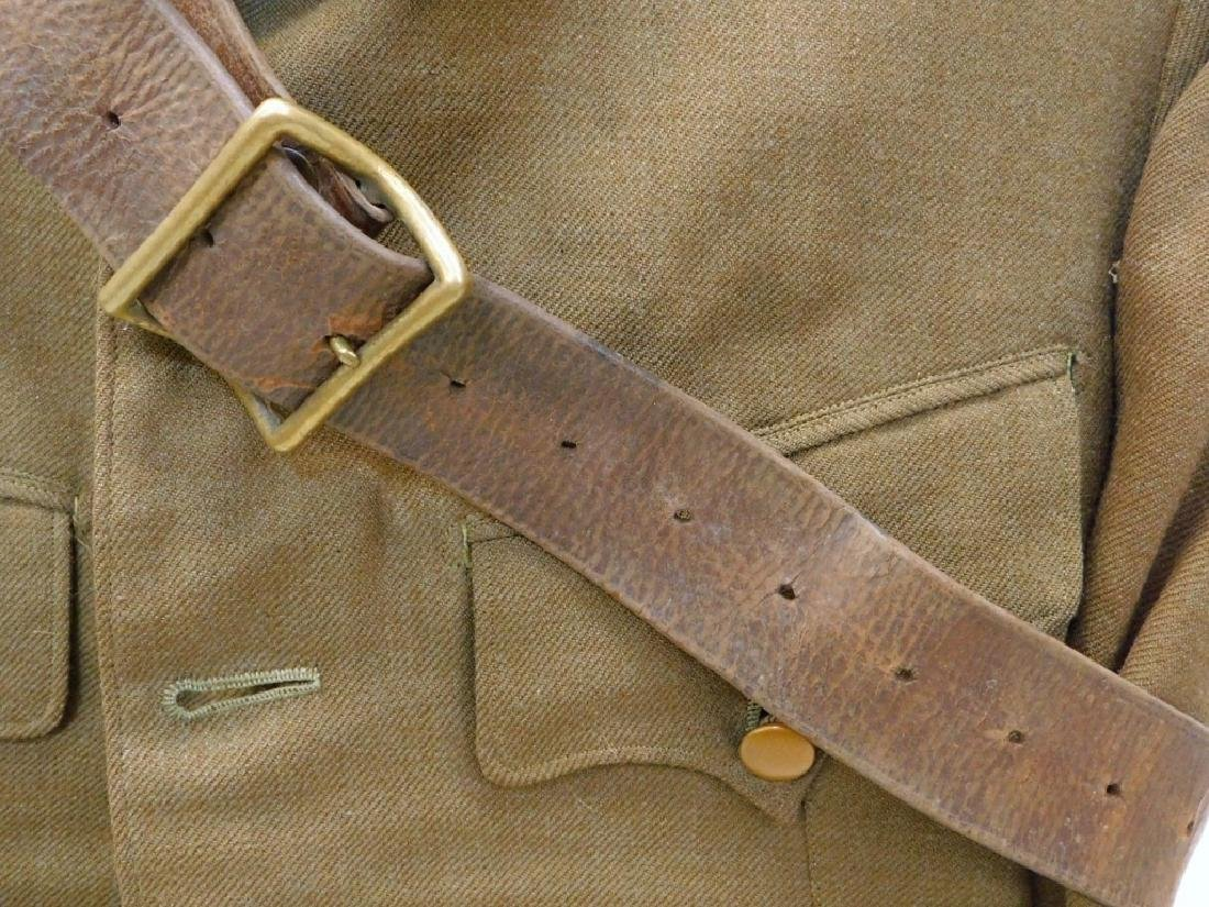 WWII Japanese Army Captains Summer Uniform - 3