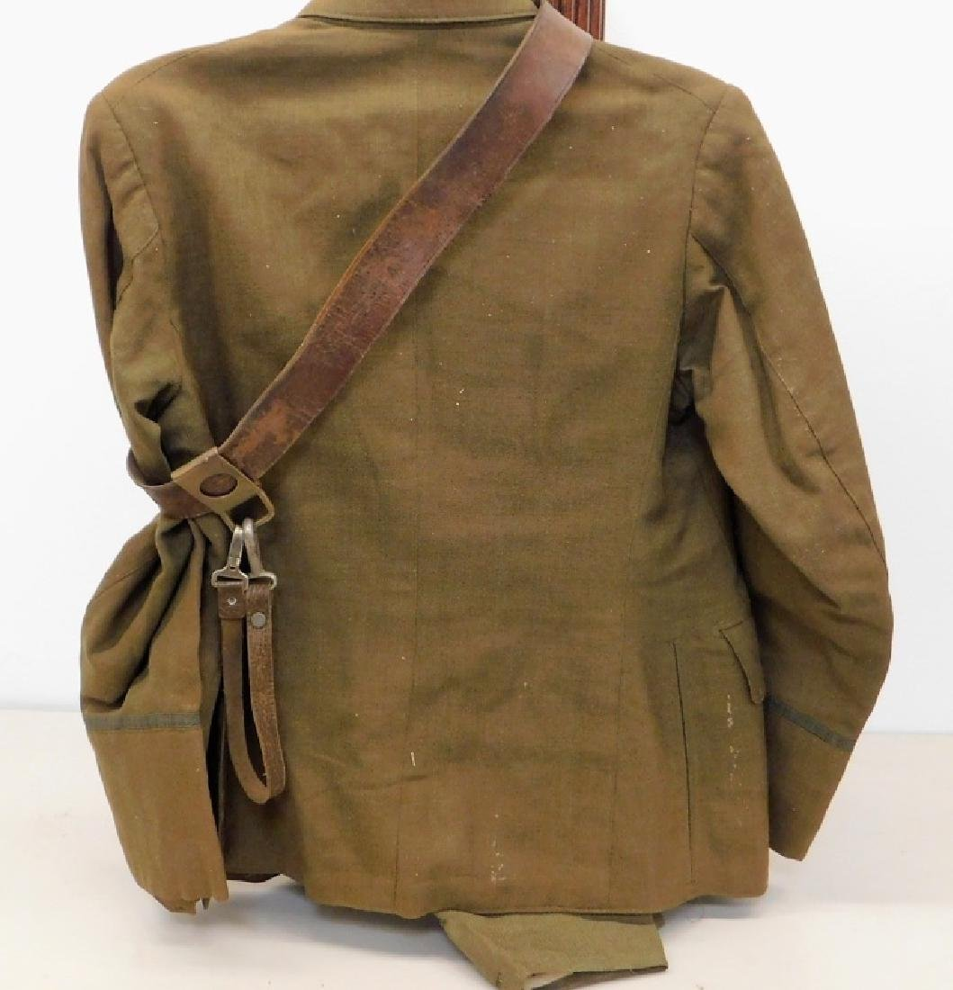WWII Japanese Army Captains Summer Uniform - 4