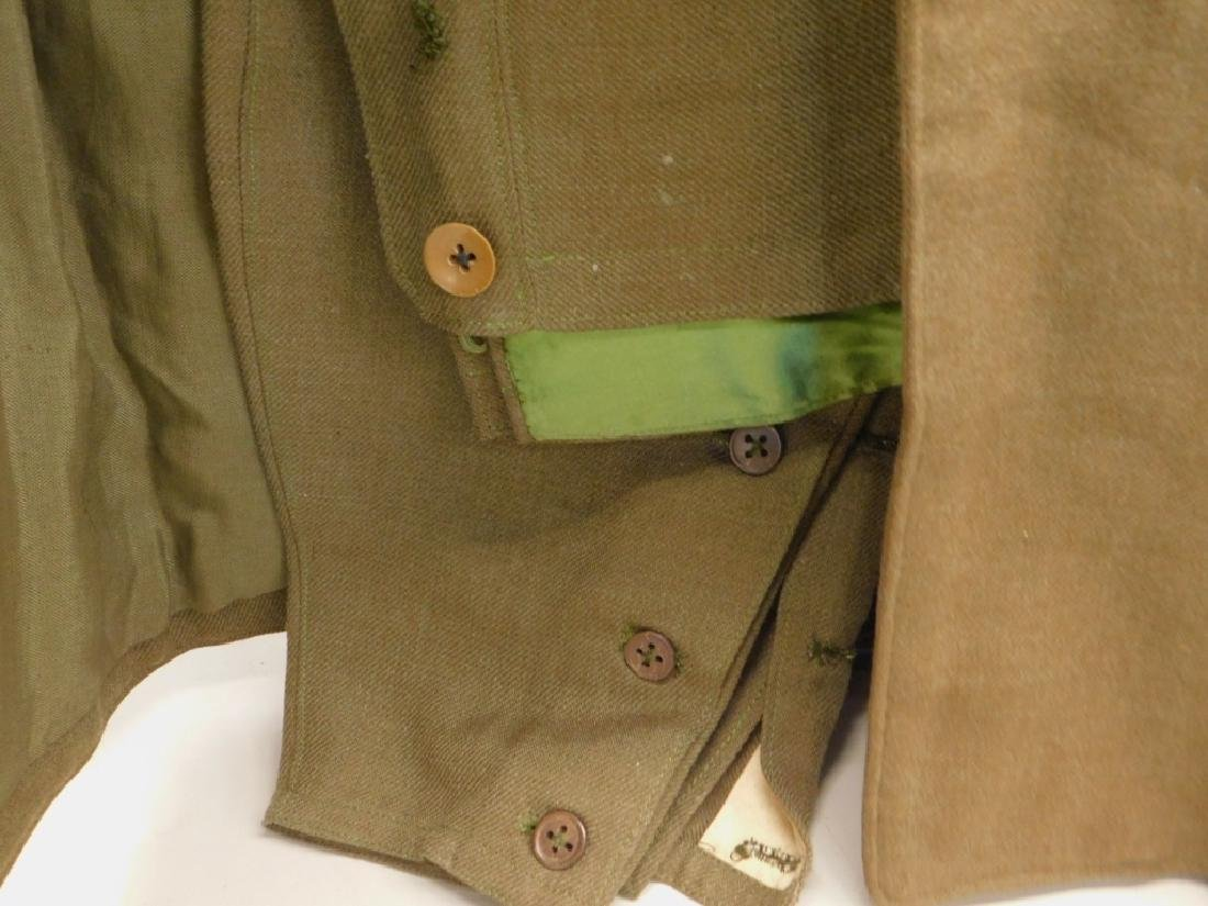 WWII Japanese Army Captains Summer Uniform - 5