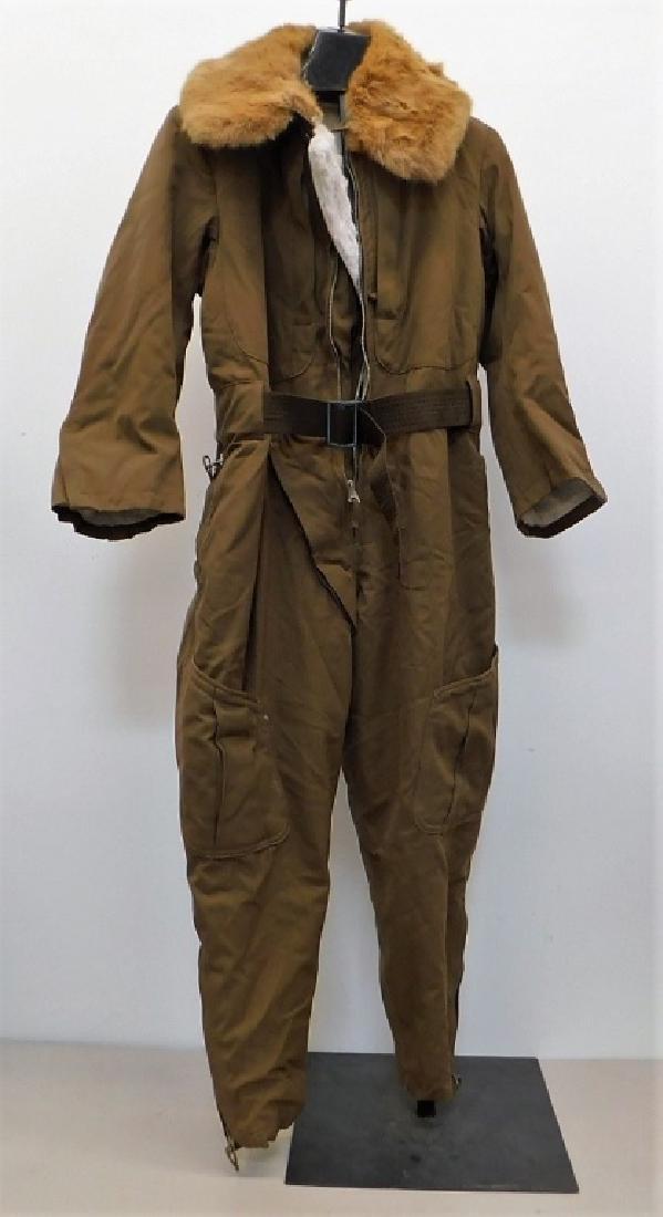 WWII Japanese Army Pilot / Aviators Flight Suit