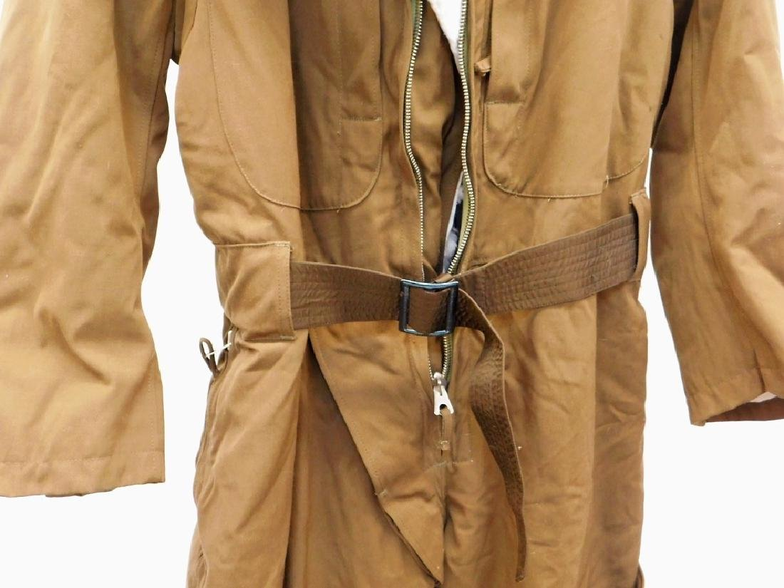 WWII Japanese Army Pilot / Aviators Flight Suit - 3