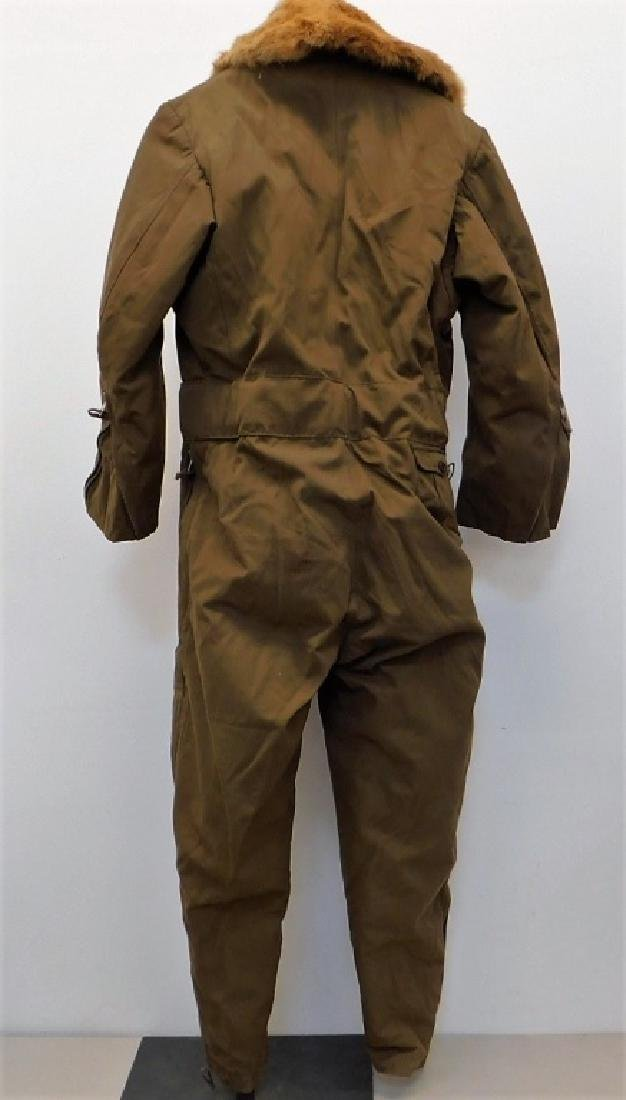 WWII Japanese Army Pilot / Aviators Flight Suit - 4