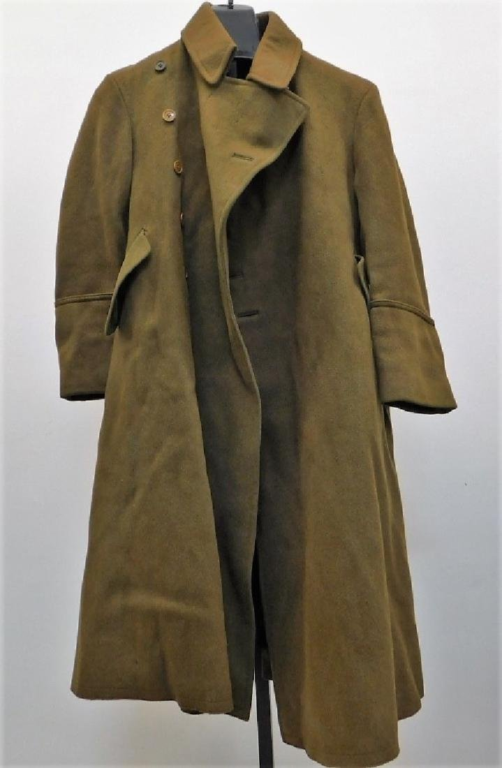 WWII Japanese Army Officers M1938 Overcoat 1st Pat