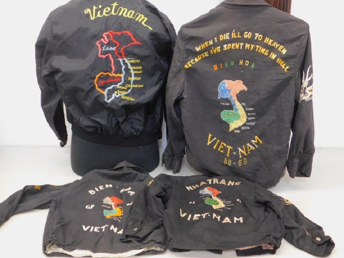Vietnam War Black Veterans Jackets