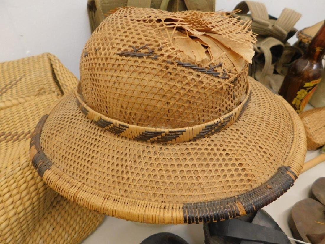 Vietnam War North Vietnamese Uniform & Equipment - 3
