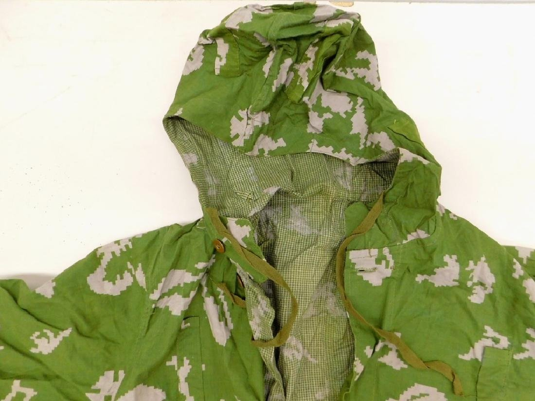 Afghan War Russian KLMK Camouflage Suits (2) - 5