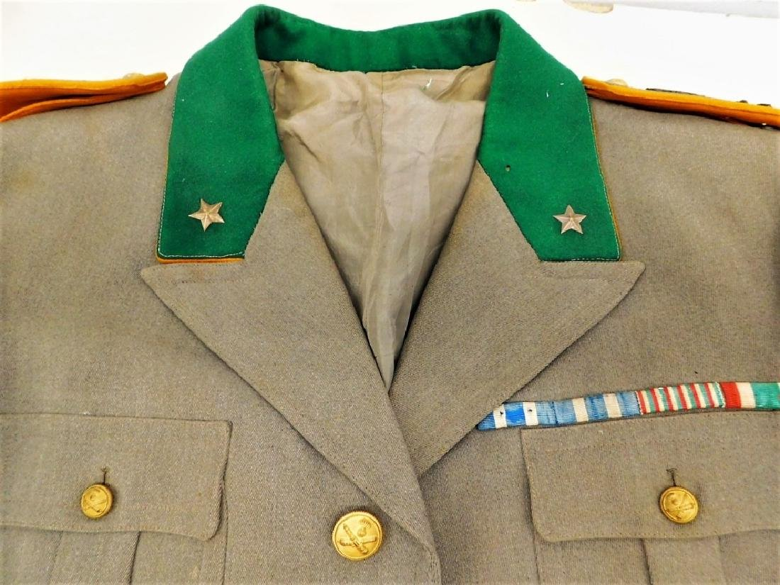 WWII Italian Military Uniforms with Ribbons/ Flags - 4