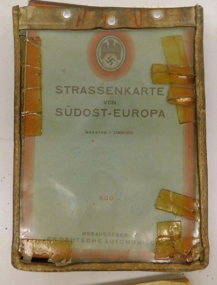 WWII German Publications & Booklets, Post Cards - 2