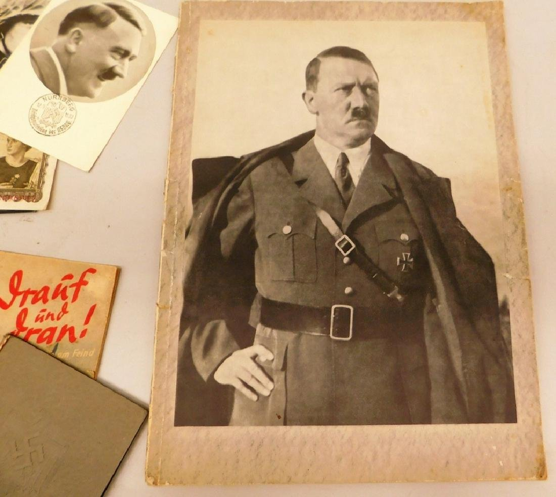 WWII German Publications & Booklets, Post Cards - 4