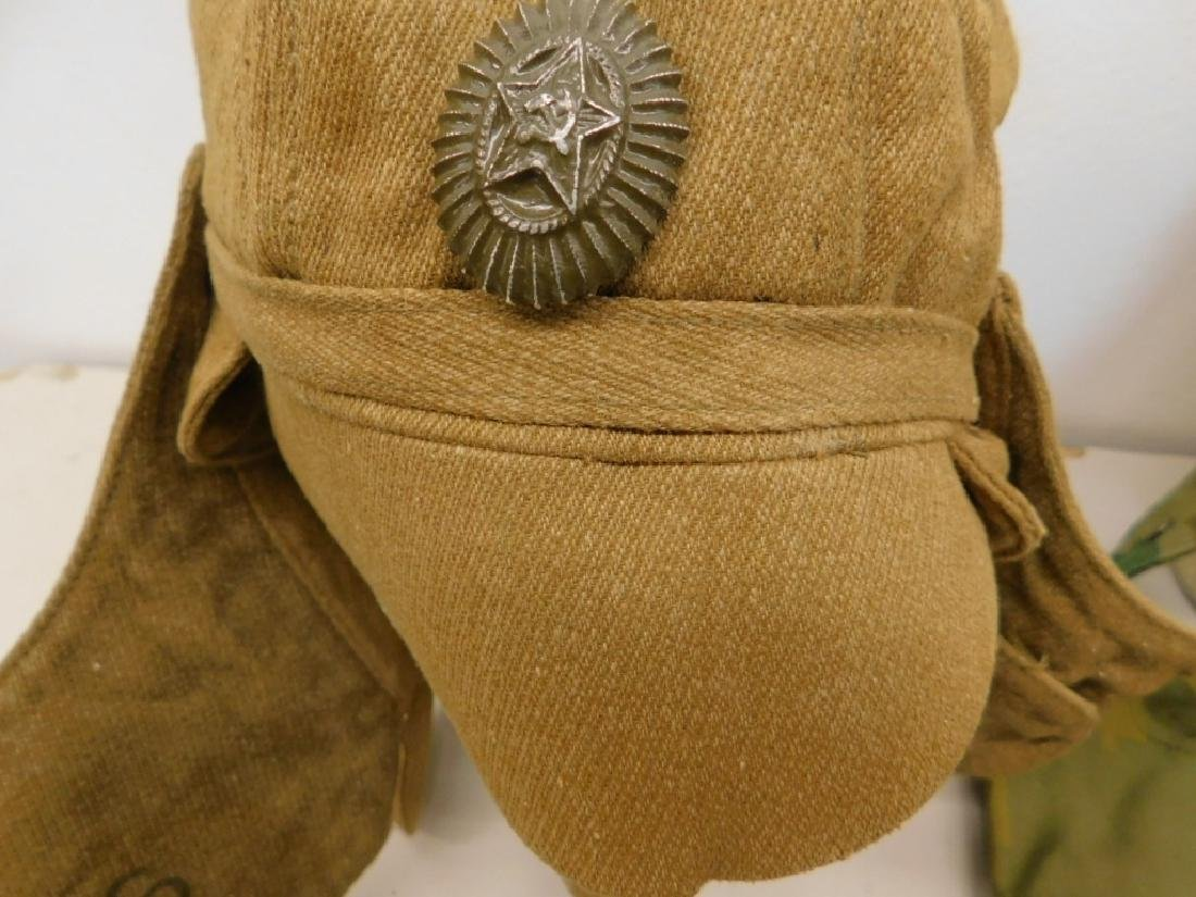 Russian Military Afghan War Period Hats (8) - 3