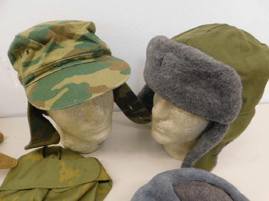 Russian Military Afghan War Period Hats (8) - 4