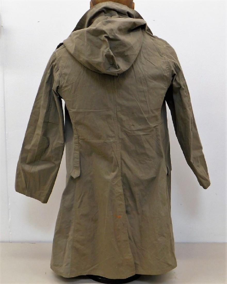 WWII Japanese Late War Military Overcoat - 3