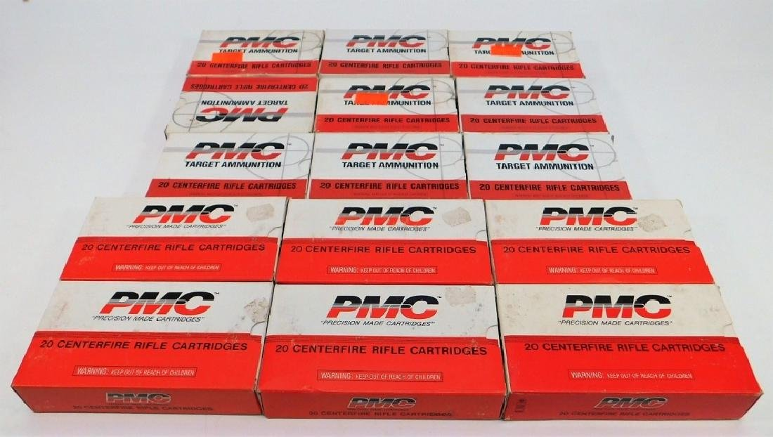 Ammuntion for 30-06 Rifle by PMC