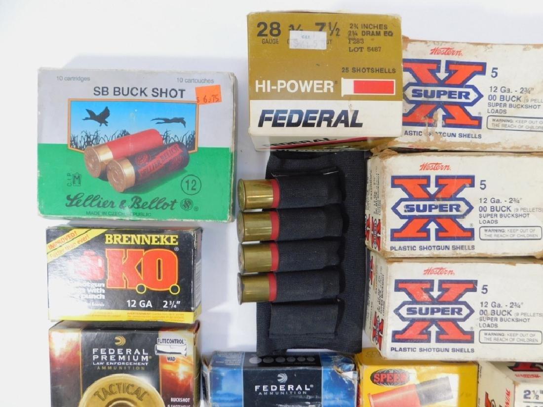 Ammunition Bullets Shot for Shotguns - 3