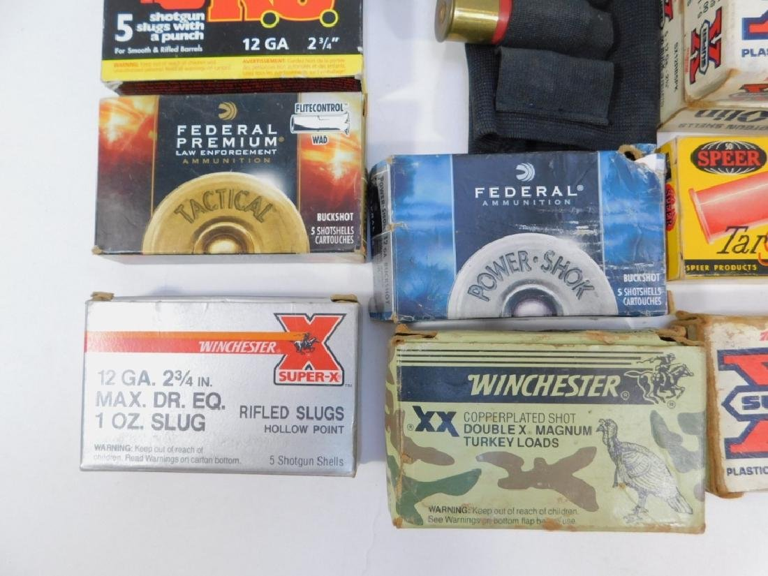 Ammunition Bullets Shot for Shotguns - 6