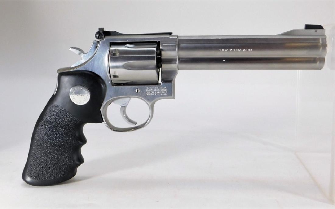 Smith & Wesson Mod. 686 357 Combat Magnum Revolver