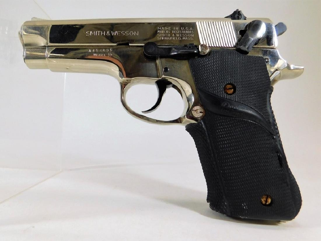 Smith & Wesson Mod. 59 Double Action Pistol - 2