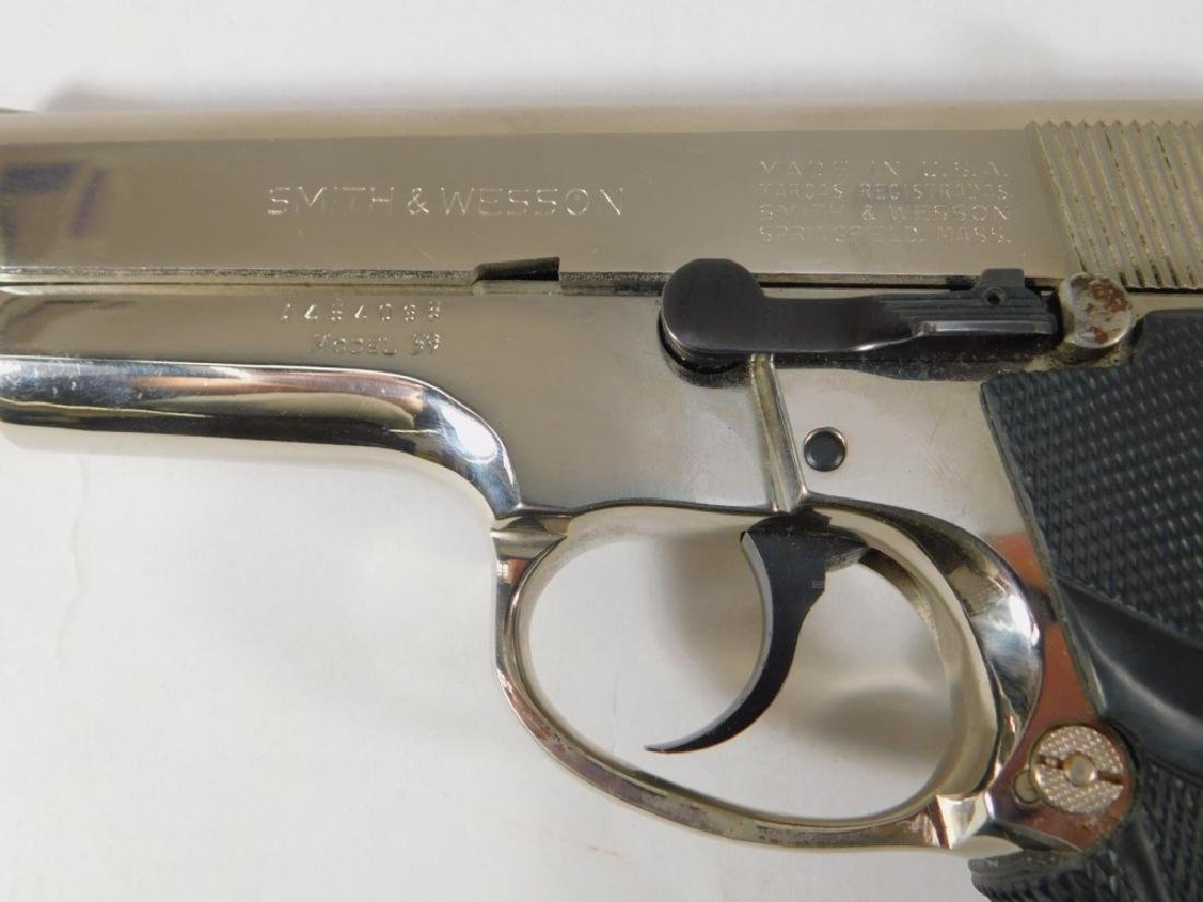 Smith & Wesson Mod. 59 Double Action Pistol - 3