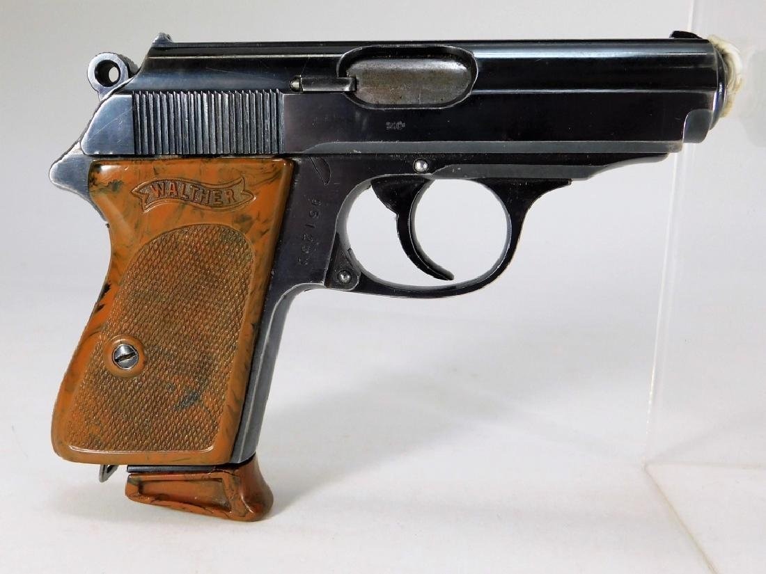 WALTHER PPK Pistol in Case