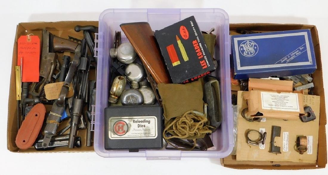 Assortment of Rifle Parts Odds and Ends - 2