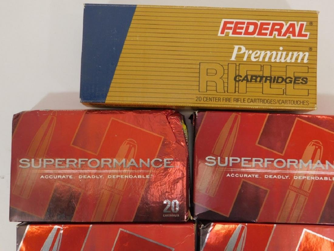 Ammunition 338 Win Magnum (9) Boxes - 3