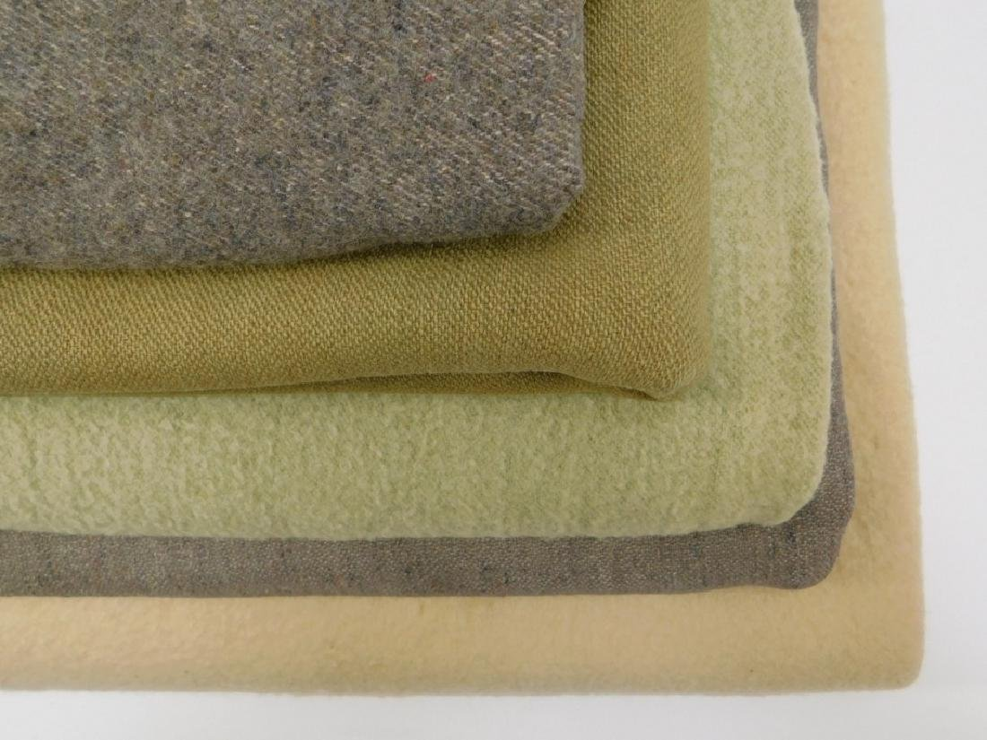 WWII Japanese Army and Navy Blankets (5) - 2