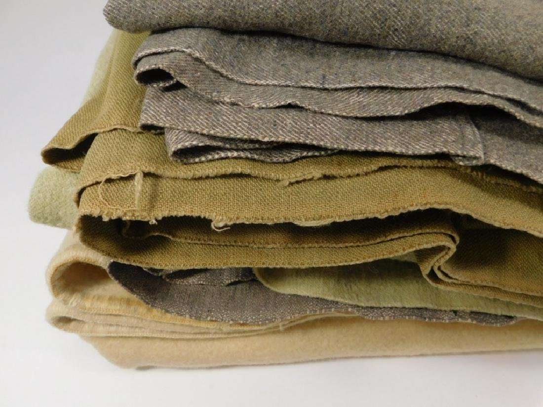 WWII Japanese Army and Navy Blankets (5) - 3