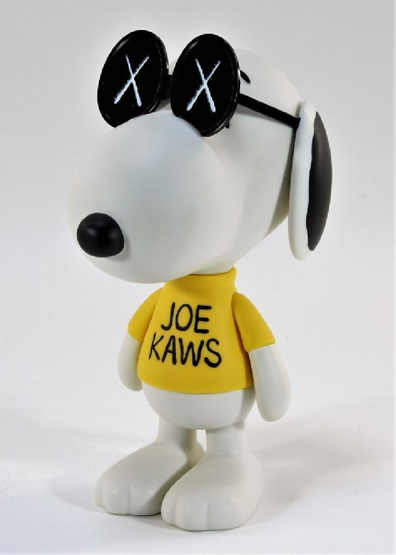 KAWS X Peanuts Snoopy Joe Kaws Vinyl Sculpture