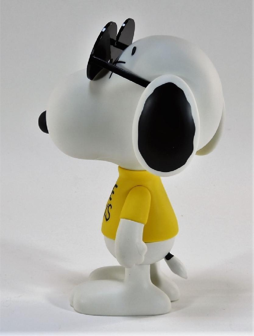 KAWS X Peanuts Snoopy Joe Kaws Vinyl Sculpture - 2