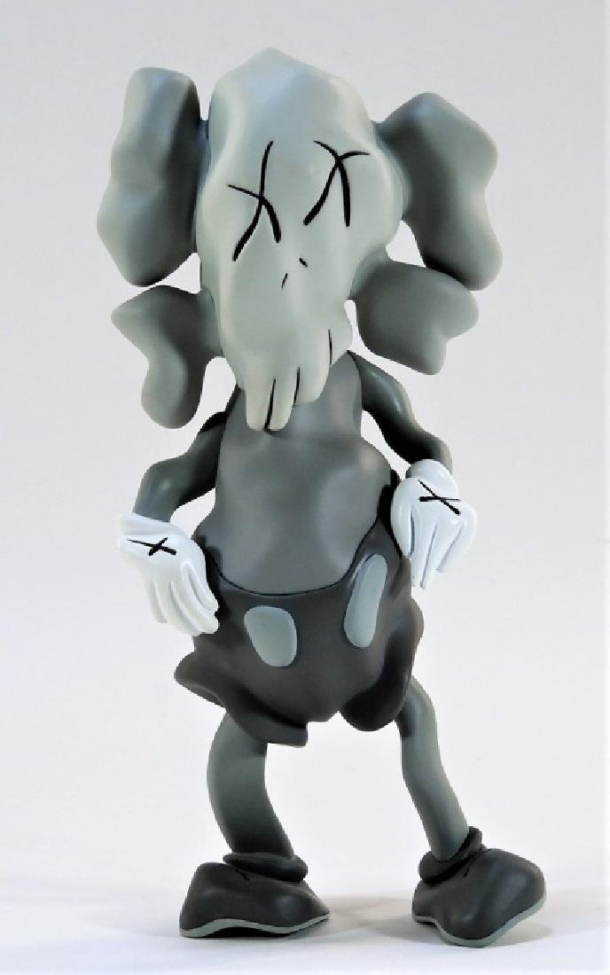 KAWS X Robert Lazzarini Companion Grey