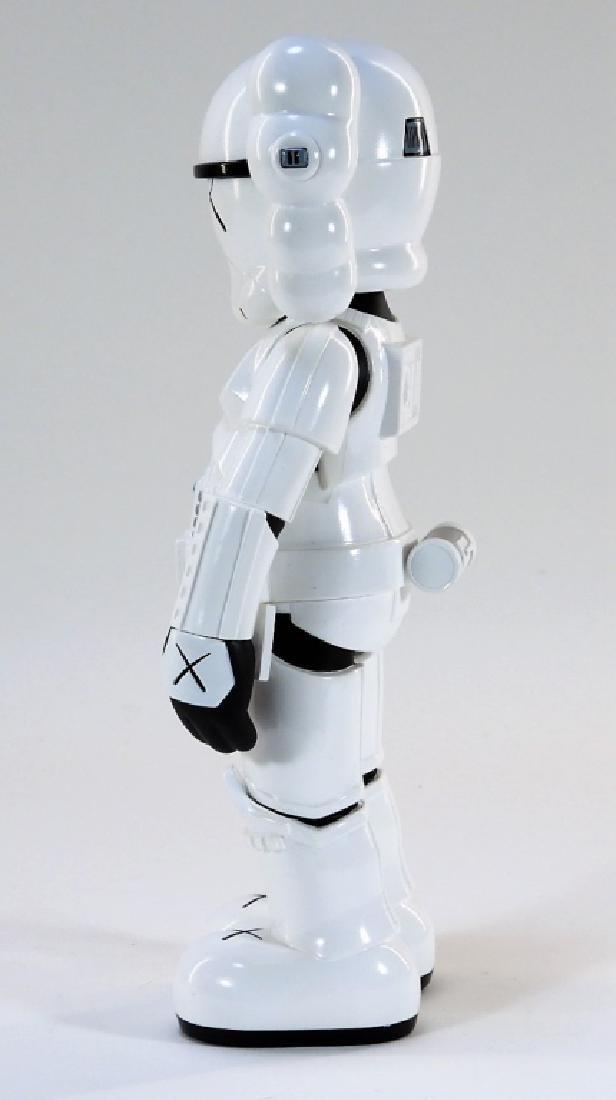 KAWS X Lucasfilm Star Wars Stormtrooper Sculpture - 2