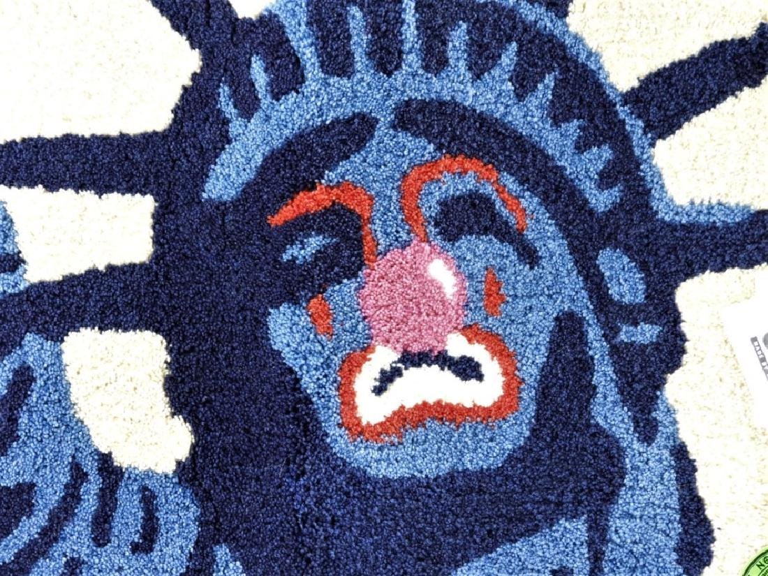D*Face X SYNC Sad Liberty Rag Mat Carpet - 2