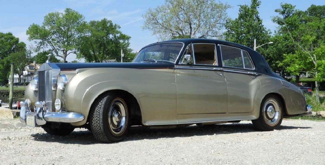 1962 Rolls-Royce Silver Cloud II Standard Saloon
