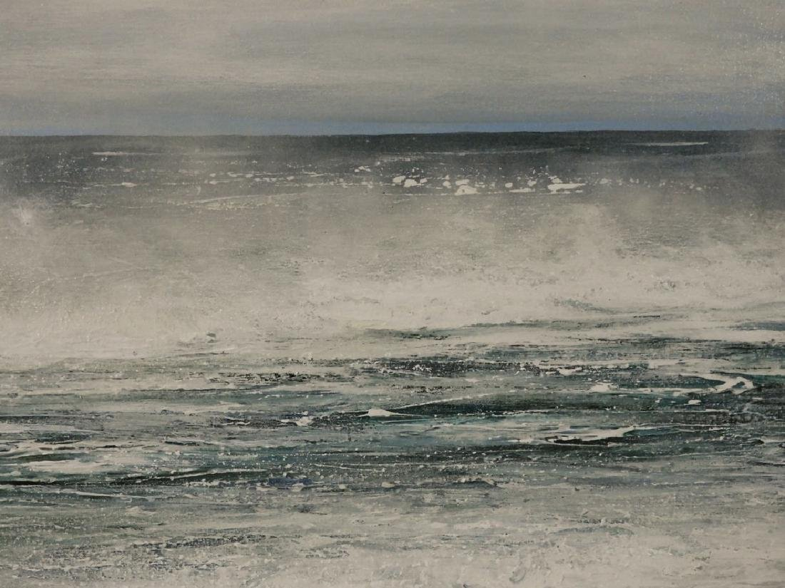 Barbara J. Cocker A/C Seascape Painting - 4