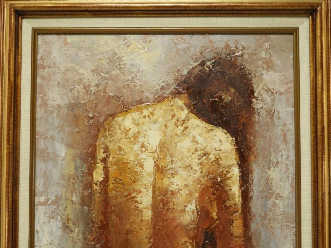 Donald Barton Impressionist Female Nude Painting - 2